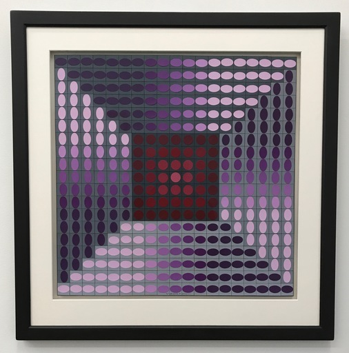 Victor VASARELY - Painting - Datta2