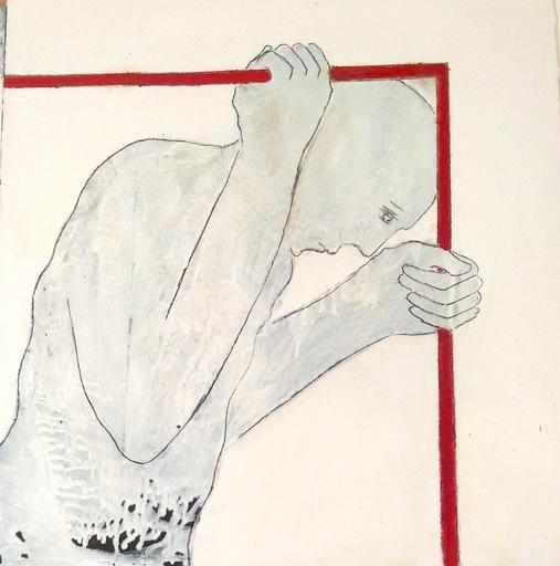 Mahi BINEBINE - Painting - Sans titre