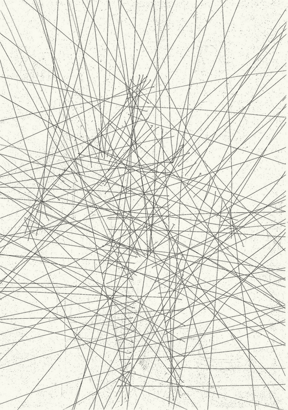 Antony GORMLEY - Estampe-Multiple - Track III