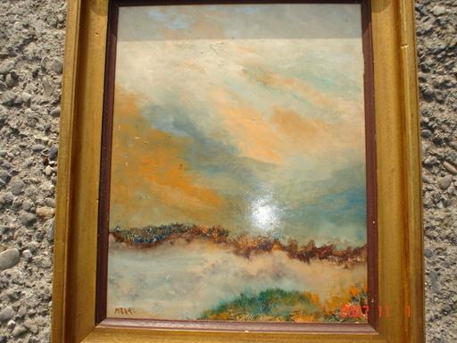 Alfred MILAN - Pintura - nuance