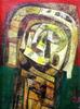 Raul ENMANUEL - Pintura - Parapeto II