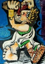 Pascal ASTIER - Pintura - ROME TAVO