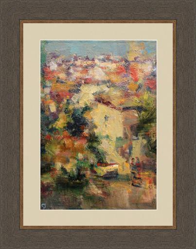 Levan URUSHADZE - Gemälde - Portugal landscape