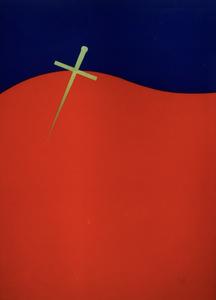 Jesús Rafael SOTO - Druckgrafik-Multiple - Homage to Federico Garcia Lorca