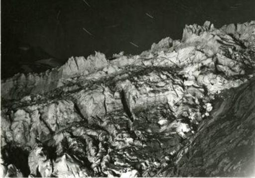 Herbert MATTER - Fotografia - Gletscherabbruch