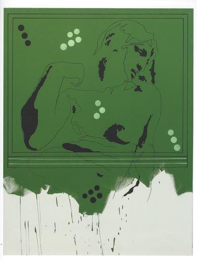 Tano FESTA - Painting - Da Michelangelo