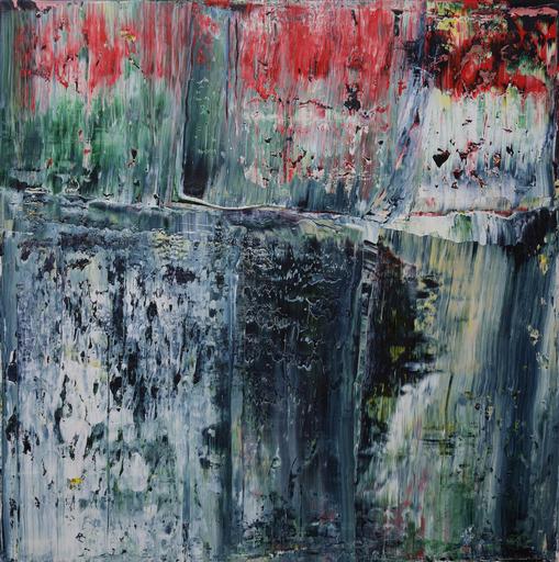 Harry James MOODY - Peinture - Abstract No.448