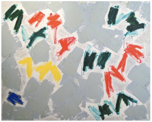 Georges FERRATO - Gemälde - ST01