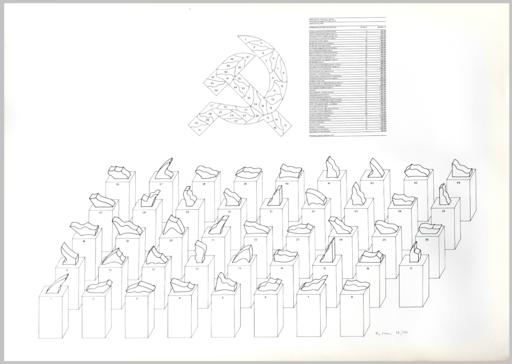 Enzo MARI - Estampe-Multiple - 44 valutazioni