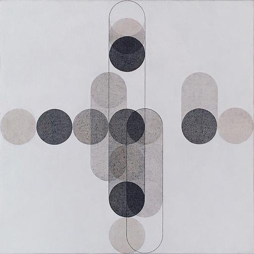 Carlo NANGERONI - Pintura - Elementi Scorrevoli