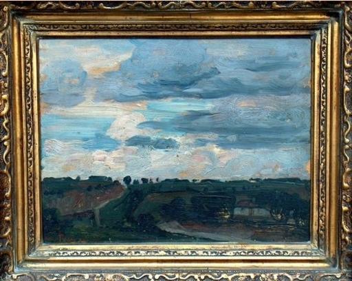 Stephan POPESCU - Pintura - CREPUSCULE