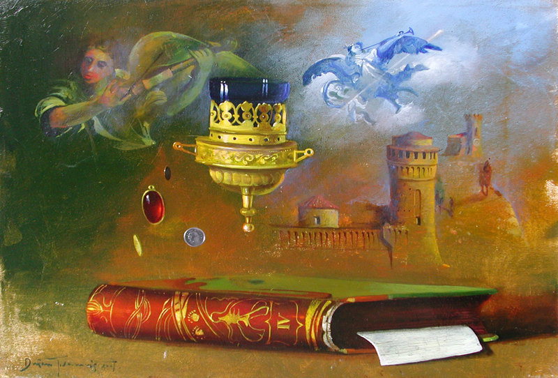 Dusan-Dusko JOVANOVIC - Pintura
