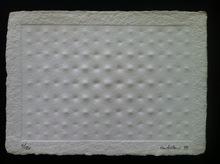 Enrico CASTELLANI (1930) - Senza Titolo