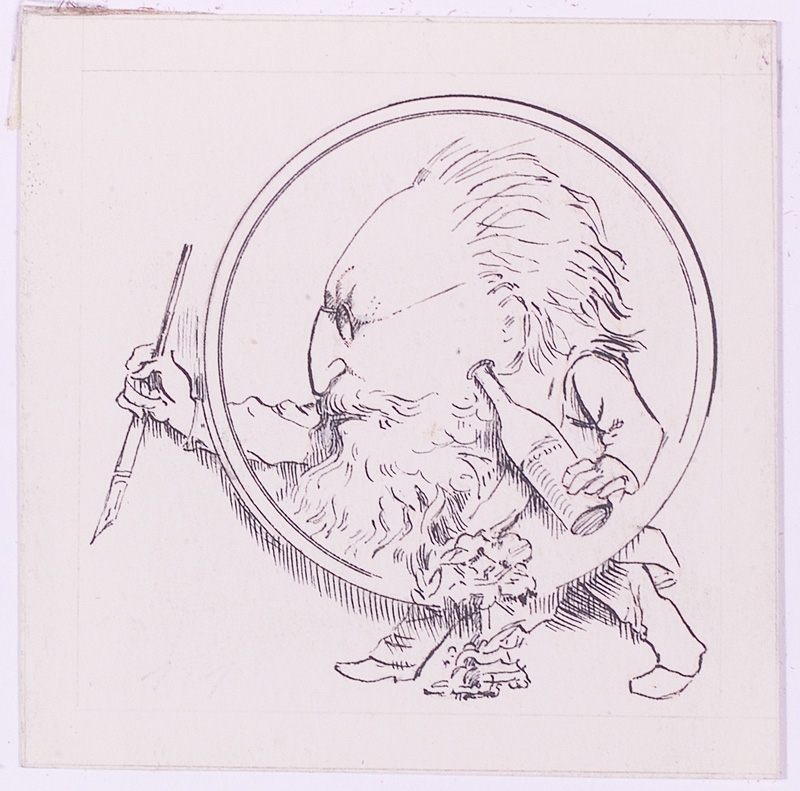 20th Century Art Drawings