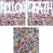 Takashi MURAKAMI - Print-Multiple - set of three prints by Murakami