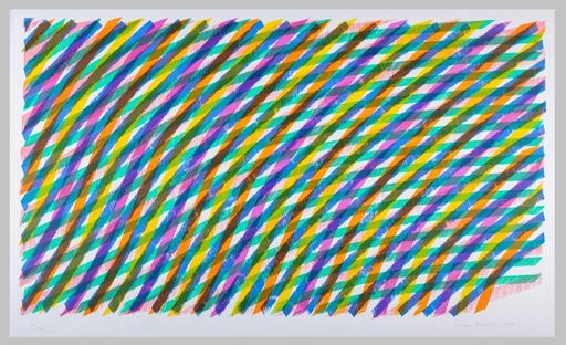 Piero DORAZIO - Stampa-Multiplo - Composizione