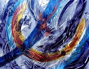 Didier ANGELS - Peinture - Les Abysses 008