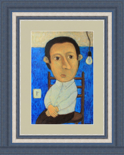 Roman ANTONOV - Peinture - Portrait
