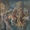 Alexander Evgenevich IACOVLEFF - Gemälde - Capri