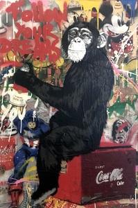 MR BRAINWASH - Painting - Everyday Life
