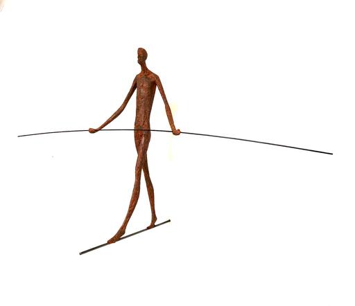 Gerald MORODER - Escultura - equilibrista