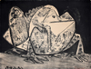 Pablo PICASSO - Print-Multiple -  The Toad | Le Crapaud