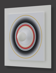 Antonio ASIS - Grabado - Asistype 5 - boule sur cercle
