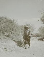Martín CHAMBI - Fotografia - Cusco ( man with straw)