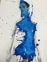 Philippe PASQUA - Painting - sans titre