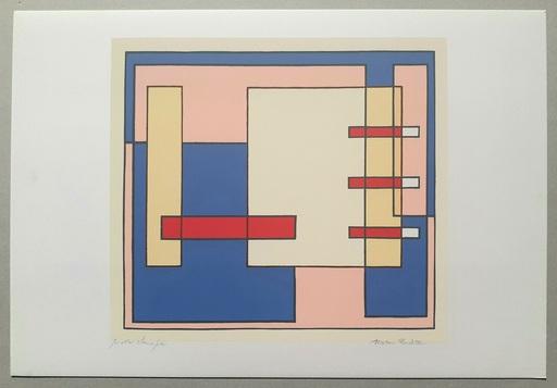 Mario RADICE - Druckgrafik-Multiple - Composizione Tav. 6