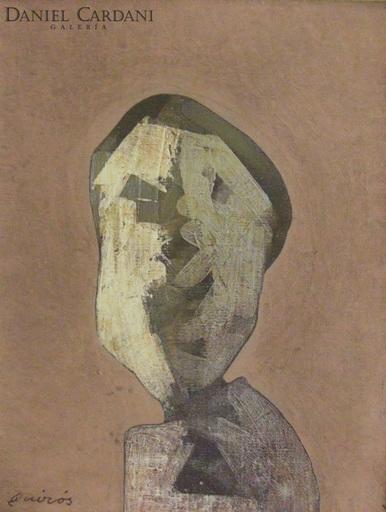 Antonio QUIRÓS - Pittura - Figura
