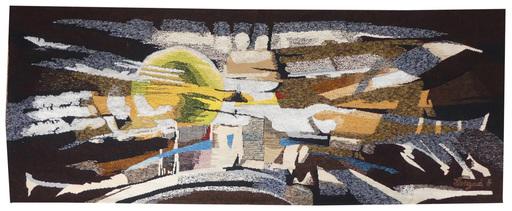 Jean-Michel LARTIGAUD - Tapestry - Ville