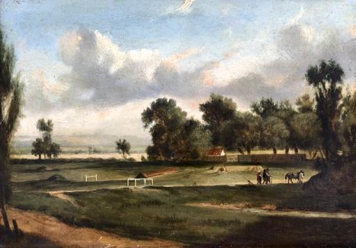 Alexander NASMYTH - Painting - Paysage