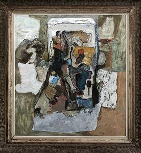 Jacques DOUCET - Peinture - Tetouan