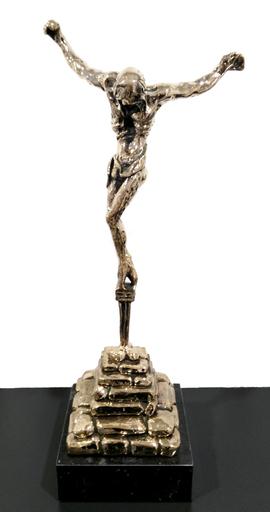 Salvador DALI - Sculpture-Volume - Cristo de San Juan de la Cruz