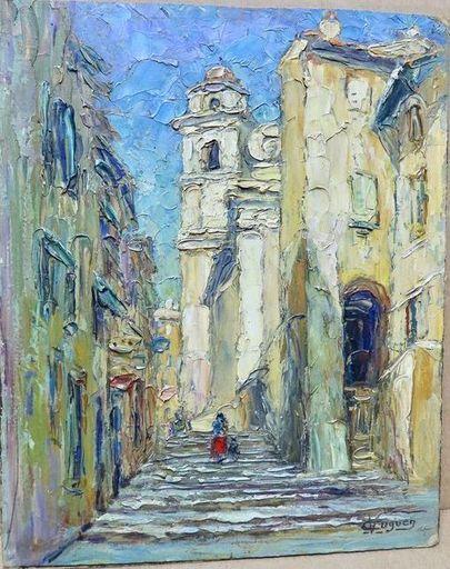 Victor Louis CUGUEN - Painting