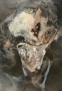 Joëlle ROUSSELET - Painting - Paysage d'äme P50