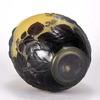Émile GALLÉ - Art Nouveau Blackberry Soufflé Vase by Emile Gallé