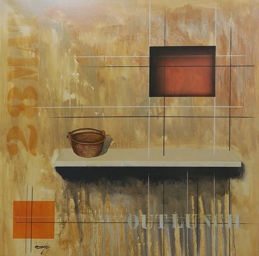 Arturo CARRIÓN - Pintura - Outlunch
