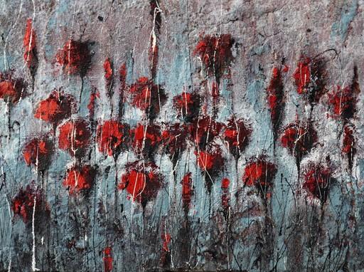 Donatella MARRAONI - Painting - Ti amo...ti odio