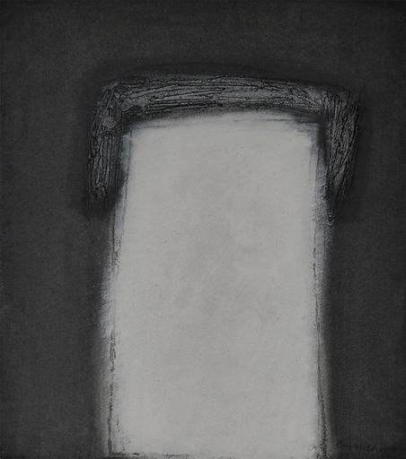 Erwin BECHTOLD - Painting - XXX-12 Heller Statur