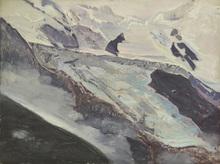 Nicolaj Konstantinov ROERICH (1874-1947) - Mont Blanc