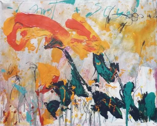 Albert RIERA - Painting - MUNDO ECOLOGICO