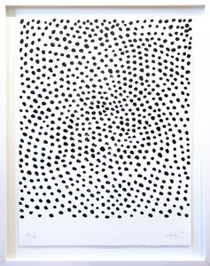 Günther UECKER - Print-Multiple - Permutation III