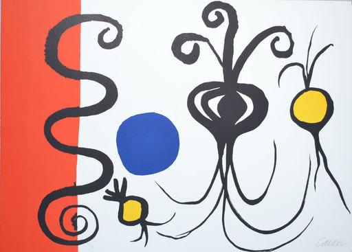 Alexander CALDER - Print-Multiple - Les Trois Oignons