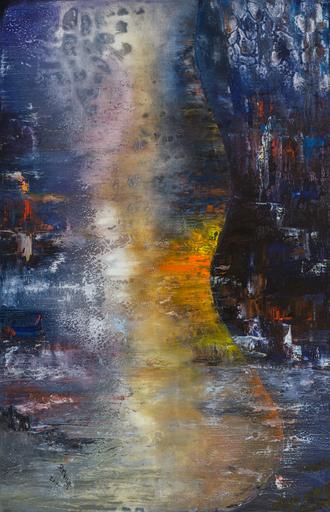 Danielle MAILLET-VILA - Painting - Immersion
