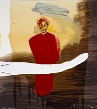 Julian SCHNABEL - Estampe-Multiple - Victor Hugo Demo