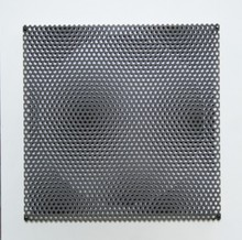 Antonio ASIS - Print-Multiple - vibration grand cercle