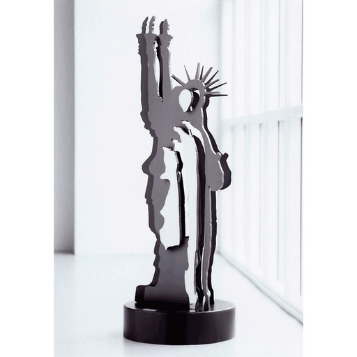 Fernandez ARMAN - Sculpture-Volume - Le fantome de la liberté