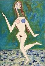 Abraham DAYAN - Painting - La Venus